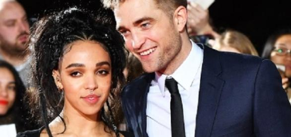 FKA Twigs and Robert Pattinson - Tony's - 24/7 Eyes/YouTube Screenshot