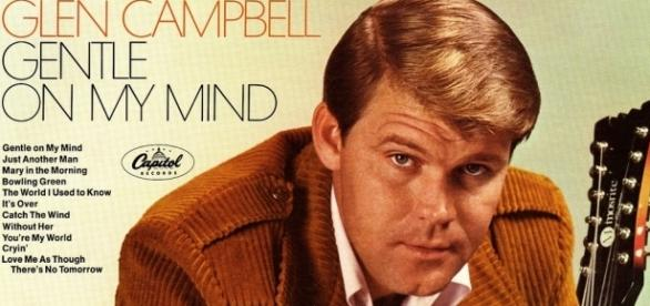 Glen Campbell dead at 81. Photo Flickr