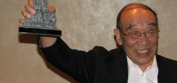 Haruo Nakajima: Man inside 'Godzilla' suit dies at 88 - Image via Godzilla photos on Flickr | Flickr
