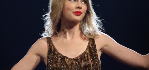 Image of Taylor Swift via Flickr.