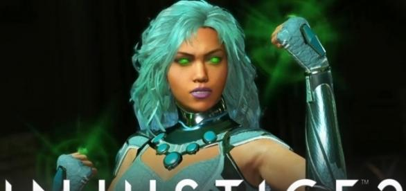 'Injustice 2' Starfire release date, gameplay, movesets, and shaders revealed. (Dynasty/YouTube Screenshot)