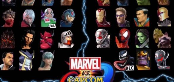 Leaked Roster Breakdown & DLC Predictions - Marvel vs. Capcom Infinite - YouTube/Love Smash