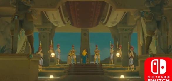 Zelda Breath of the Wild - The Champions' Ballad development footage | Dante Nintendo Switch World/YouTube