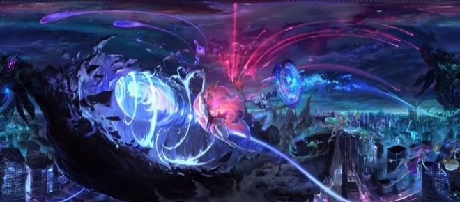 League of Legends: ¡Se aproximan nuevas skins de Guardianas de las Estrellas!