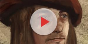 Ilustración de Leonardo da Vinci