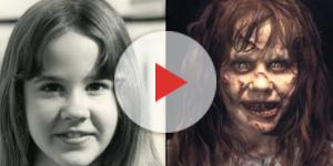 Linda Blair interpretou Regan MacNeil no filme O Exorcista.