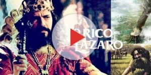 Nabucodonosor sonha com uma árvore em 'O Rico e Lázaro'