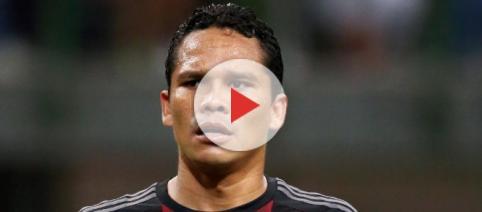 Carlos Bacca - Joueur de l'AC Milan