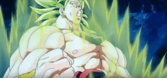 Broly from Dragon Ball. Image Credit: HDDBSeth / YouTube