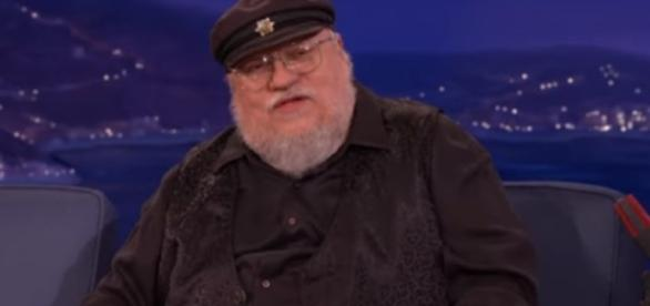 "George R. R. Martin: The ""Game Of Thrones"" Showrunners Are More Bloodthirsty Than Me - Team Coco/YouTube"