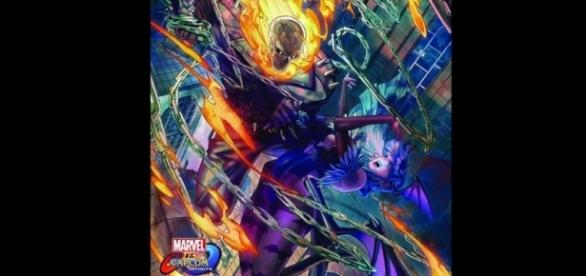 Marvel vs Capcom Infinite Ghost Rider (XCriminalNinjaX/YouTube Screenshot) https://www.youtube.com/watch?v=i5Ho_jm5l9w
