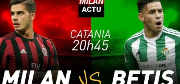 MILAN-Betis le pagelle - postbreve.com