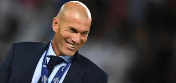 Real Madrid : L'incroyable record de Zidane !