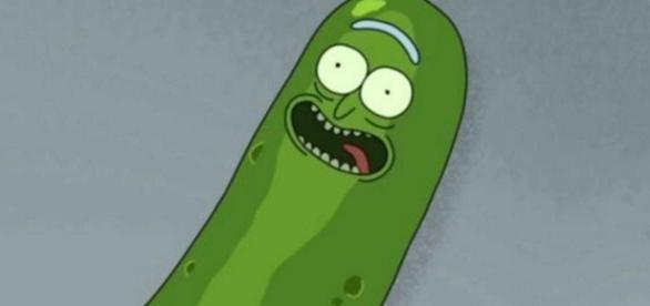 screenshot from rick and morty season 3 episode by Adult Swim