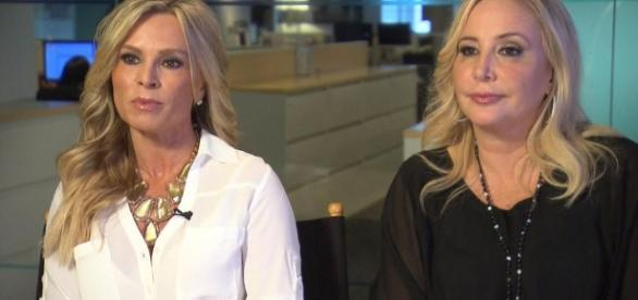 Tamra Judge and Shannon Beador screen grab via Youtube