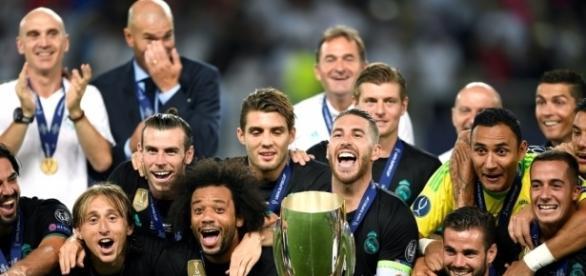 VIDEO. Supercoupe d'Europe: le Real de Zidane fait le doublé - bfmtv.com