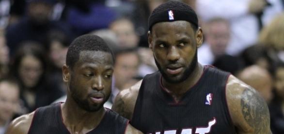 Wizards v/s Heat 03/30/11 - Keith Allison via Flickr