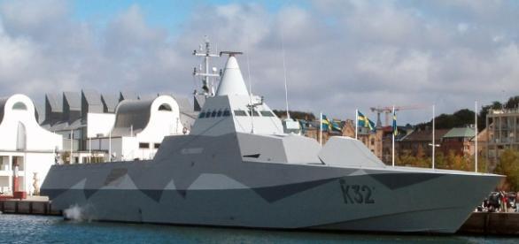 A futuristic warship. CCO Public domain | Pixabay