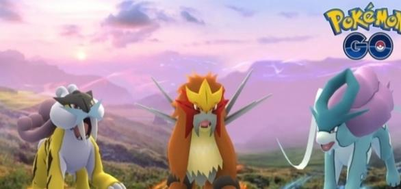 Niantic has announced the much-awaited arrival of Legendary Pokemon Raikou, Entei, and Suicune - aDrive/YouTube