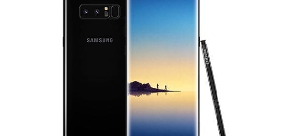 Samsung Galaxy Note 8, caratteristiche