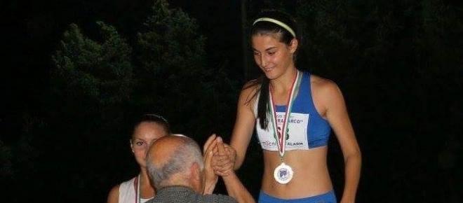 Andreina Ripa vince il titolo di campionessa regionale al Bellavista di Bari
