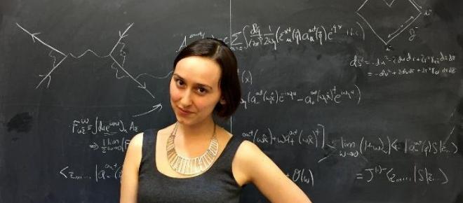 Sabrina Pasterski: já lhe chamam a próxima 'Einstein'