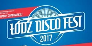 Łódź Disco Fest 2017 - plakat wydarzenia (mat. organizatora)