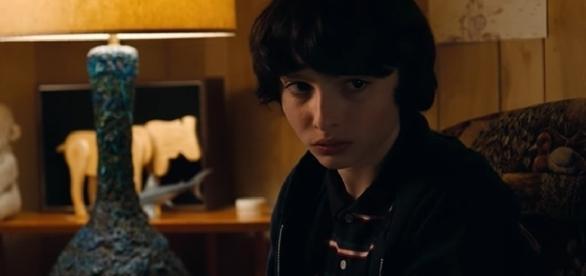 Finn Wolfhard's Mike Wheeler isn't over Eleven just yet. (YouTube/Netflix)