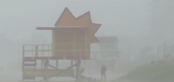 Hurricane Irma hits Miami beach after battering Cuba AFP news agency | YouTube