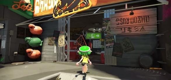 """Nintendo has just released an update for """"Splatoon 2."""" (YouTube/Nintendo)"""