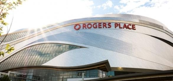 Rogers Place Arena (Wikimedia Commons/Alexscuccato)