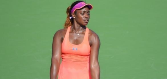 Sloane Stephens Dubai 2014 [Image by Royalty-Free Photos|Wikimedia Commons| Cropped | CC BY-2.0 ]