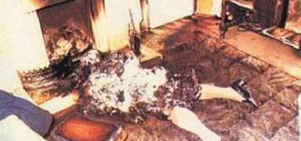 Spontaneous Human Combustion : UnexplainedPhotos - reddit.com