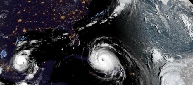 El huracán José no seguirá a Irma
