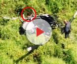 Cantor morre em acidente de helicóptero