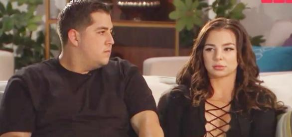 90 Day Fiance's Anfisa from Screenshot