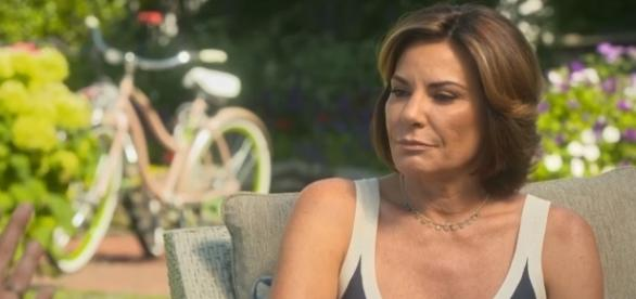 """""""RHONY"""" Luann de Lesseps' former husband is already engaged to someone new. -- Watch What Happens Live with Andy Cohen/YouTube"""