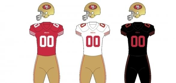 The 49ers are a shell, but improved. Fernando MArtello via Wikimedia Commons