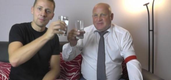 Toast za sukces? (fot. wPrawo.pl twitter.com)