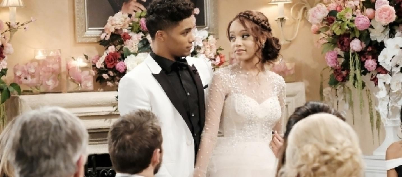 Matrimonio Zende E Nicole : Beautiful anticipazioni fino al le nozze di nicole