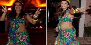 Grávida de gêmeas, Ivete Sangalo não vai participar do Carnaval