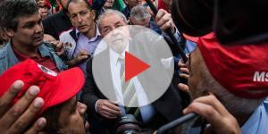Lula chega em Curitiba para o segundo depoimento com o Juiz Sérgio Moro