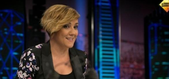 Cristina Pardo, co-presentadora de 'Al Rojo Vivo'