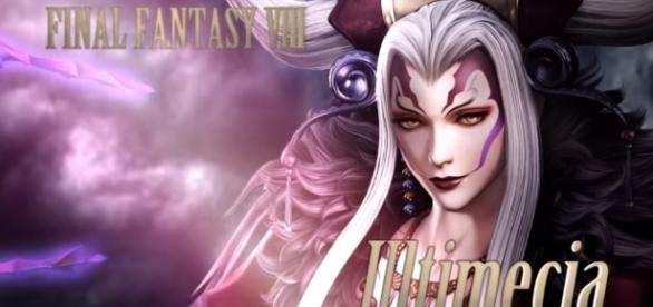 """""""Dissidia Final Fantasy NT"""" will be an exclusive game to the PS4 for now - YouTube/スクウェア・エニックス"""