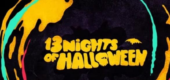 FreeForm's 13 Nights Of Halloween 2017 schedule. (Image via YouTube screengrab/FreeForm)