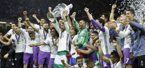 Il Real Madrid leva al cielo di Cardiff la sua dodicesima Coppa dei Campioni