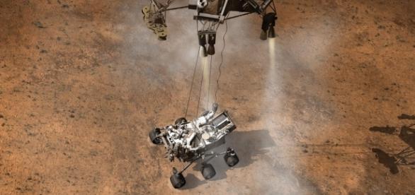 NASA's Curiosity Rover on Mars Flickr/NASA Goddard Space Flight Center