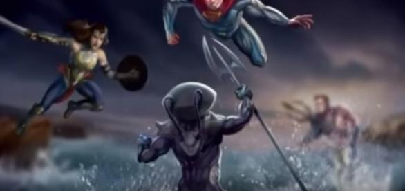 Players of 'Injustice 2' will officially get their hands on Black Manta as the next playable character from Fighter Pack 2. SMGxPrincess/YouTube