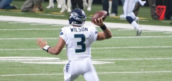 Russell Wilson   Seattle Seahawks   Seattle Seahawks quarter…   Flickr - flickr.com