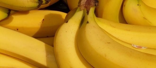 A tasty banana split treat to get you through those rainy days